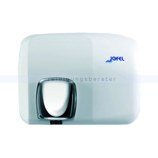 Händetrockner JM Metzger Jofel White Silver mit Sensor