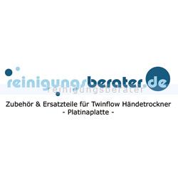 Händetrockner Zubehör All Care Platinaplatte PQ14 für Twinflow
