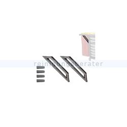 Halterahmen Arcora Stützen für Halterrahmen 1 Set