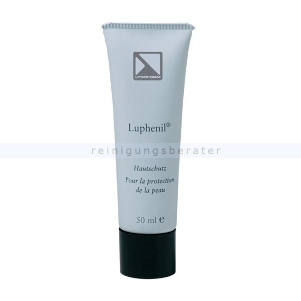 Lysoform Luphenil 50 ml Tube Hautschutz Pflege und Schutz vor Hautreizungen und Berufsdermatosen LB3301