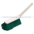 Handfeger HACCP Haug Hygienebesen grün geschlitzt 310 mm