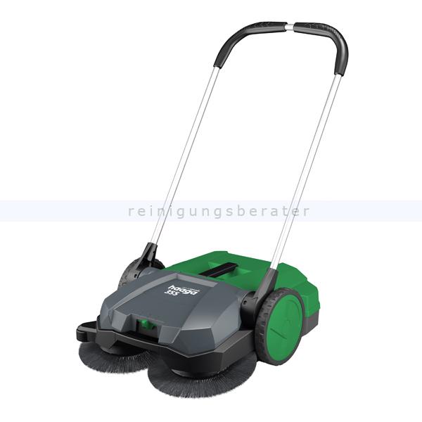 Handkehrmaschine, Kehrmaschine Haaga 355 iSweep GREEN LINE