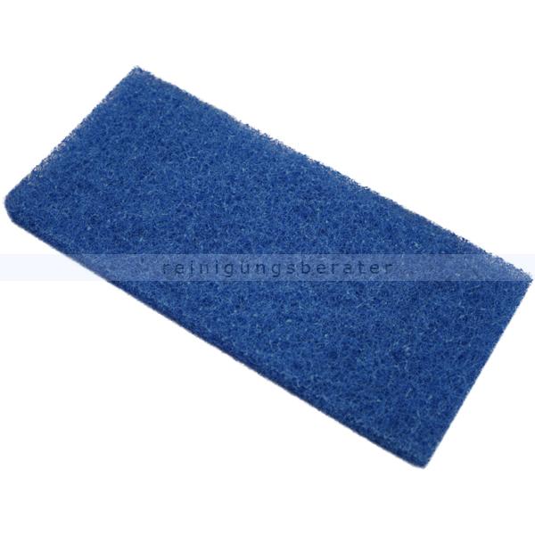Handpad, Ersatzscheuerpad Janex blau