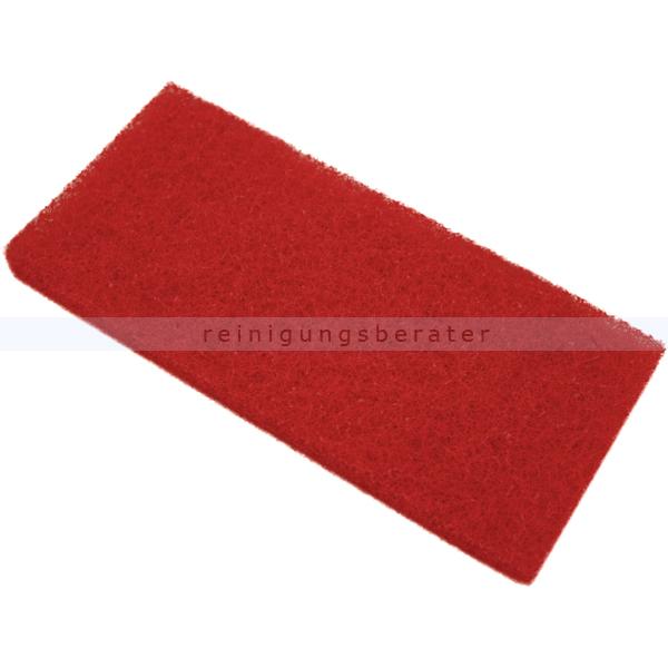 Handpad, Ersatzscheuerpad Janex rot