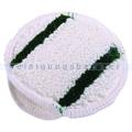 Handpad Queen Bonnet Teppichpad rund grüne Nylon-Streifen