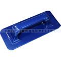 Handpadhalter mit Handgriff, blau