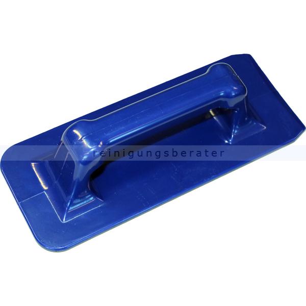 Sito Handpadhalter mit Handgriff, blau Halter für Handpads, 23 x 10 cm 9000015