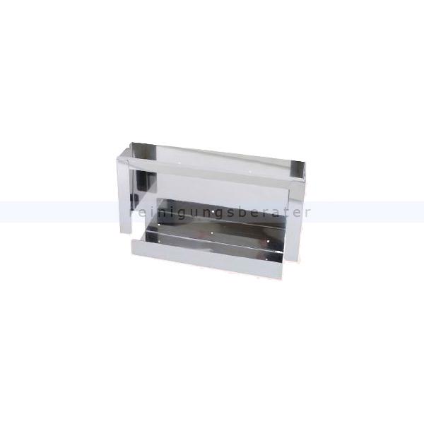 Handschuhspender Ampri aus Edelstahl M für Einmalhandschuhe in Boxen 09054-M