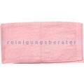 Handtuch Meiko Walk Frottier Handtuch III rosa 50x100 cm