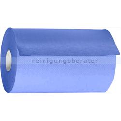 Handtuchrollen blau CWS 22 cm x 100 m