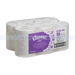 Handtuchrollen Kimberly Clark KLEENEX® Ultra SLIMROLL weiß