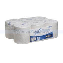 Handtuchrollen Kimberly Clark SCOTT® CONTROL Handtücher weiß