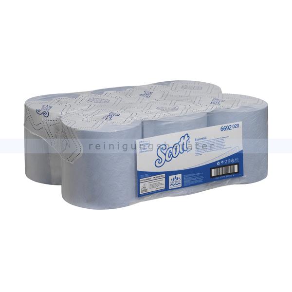 Handtuchrollen Kimberly Clark SCOTT® ESSENTIAL blau