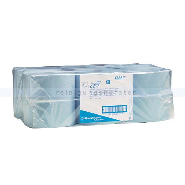 Handtuchrollen Kimberly Clark SCOTT® Handtücher - Rolle Blau