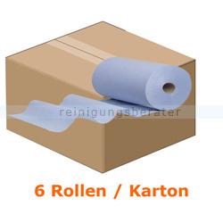 Handtuchrollen Kimberly Clark SCOTT® XL SLIMROLL Rolle Blau