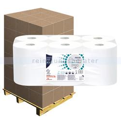 Handtuchrollen Papernet Autocut weiss 140m Palette