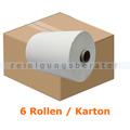 Handtuchrollen R Ellis Comfort 120/2 weiß 24 cm x 120 m