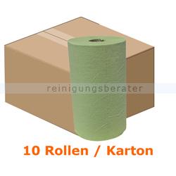 Handtuchrollen SCA Tissue A-Tork Basic grün 28x23 cm
