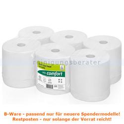 Handtuchrollen Wepa Comfort hochweiß 20,5 cm x 130 m