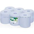 Handtuchrollen Wepa Recycling blau 20 cm x 138 m