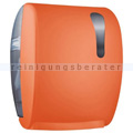 Handtuchrollenspender Easy Cut Color Edition Softtouch, orange