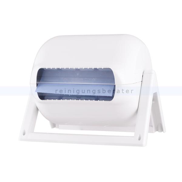 Handtuchrollenspender für Industrierollen Tischgerät