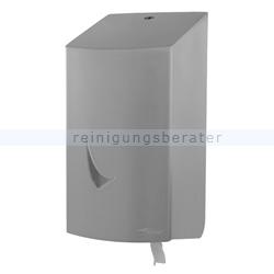 Handtuchrollenspender für Mini Papierrollen Edelstahl