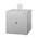 Zusatzbild Handtuchrollenspender Innenabrollungspender Midi Tischmodell