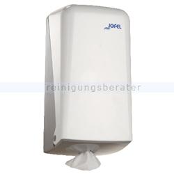Handtuchrollenspender JM Metzger Azur Mini Box weiß
