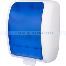 Handtuchrollenspender JM Metzger Cosmos weiß-blau