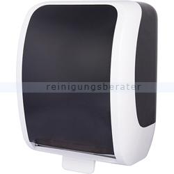 Handtuchrollenspender JM Metzger Cosmos weiß-schwarz