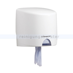 Handtuchrollenspender Kimberly Clark AQUARIUS midi Weiß
