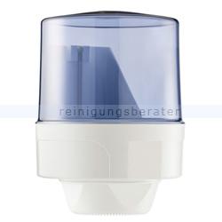 Handtuchrollenspender MAROLL VERTICALE ABS blau-weiß