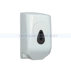 Handtuchrollenspender Minirollenspender Kunststoff weiß