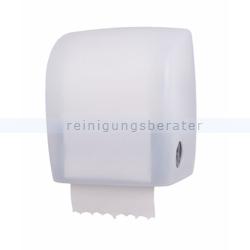 Handtuchrollenspender mit Autocut Funktion transparent