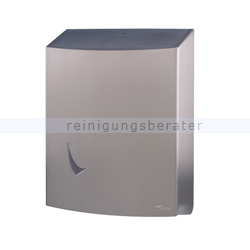 Handtuchspender All Care Edelstahl Anti-Fingerprint