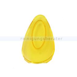 Handtuchspender All Care Kunststoff Sichtfenster gelb