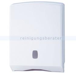 Handtuchspender BASICA Papierhandtuchspender ABS weiß