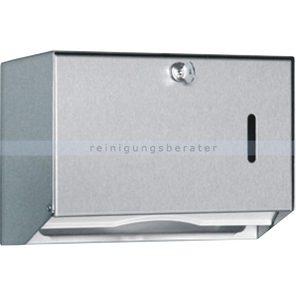 Handtuchspender CWS Aluminium Universal 250