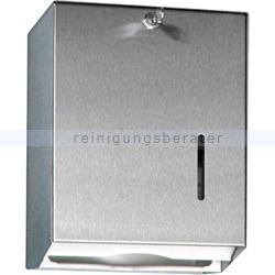 Handtuchspender CWS Aluminium Universal 750