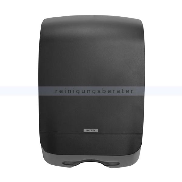 Handtuchspender KATRIN Inclusive M Kunststoff schwarz