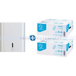 Handtuchspender Papernet Superior Interfold für Z-/W-Falz