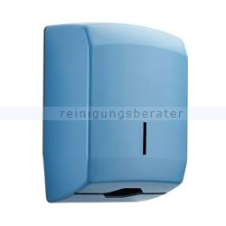 Handtuchspender Rossignol Clara pastelblau