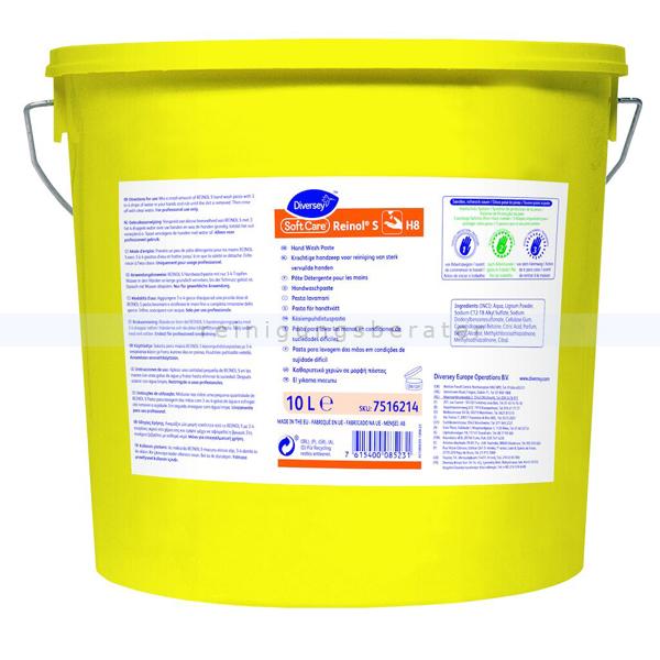 Handwaschpaste Diversey SoftCare REINOL S H8 10 L