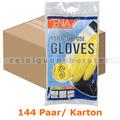 Haushaltshandschuhe Abena ENA Mehrzweck gelb XL Karton