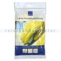 Haushaltshandschuhe Abena Gummi Latex L gelb