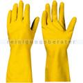 Haushaltshandschuhe Abena Gummi Latex M gelb