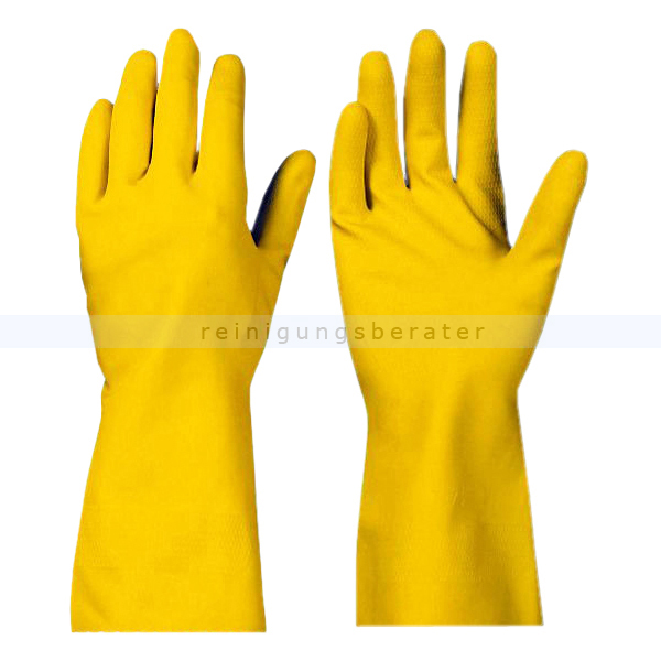 Haushaltshandschuhe Ampri Clean Comfort M gelb