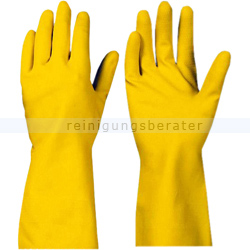 Haushaltshandschuhe Ampri Clean Comfort S gelb