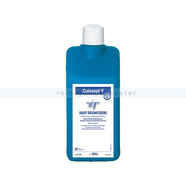 Hautdesinfektion Bode Cutasept F 1 L